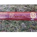 Special Offer - Mariano Rivera Signed Career Tribute Bat