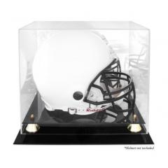 Football Helmet Acrylic Display Case
