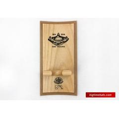 Wrigley Field 100th Anniversary Custom Bat Display Rack
