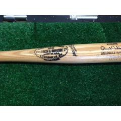 Hall of Fame Player Signed Model Bats