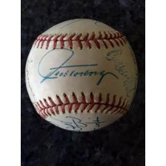 1989  White Sox Team Signed Baseball