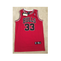 Scottie Pippen Signed Authentic Jersey