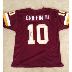 Robert Griffin III Signed Redskins Jersey
