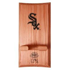 White Sox Logo Custom Bat Rack