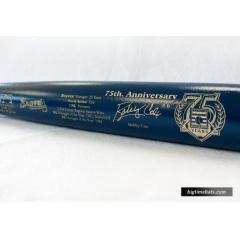 Bobby Cox Hall of Fame Louisville Slugger Tribute Bat