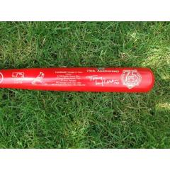 Tony La Russa Signed Hall of Fame Commemorative Bat