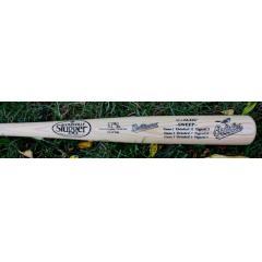 Orioles 2014 ALDS Sweep Bat