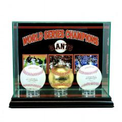 SF Giants World Series Champions Special 3 Ball Set