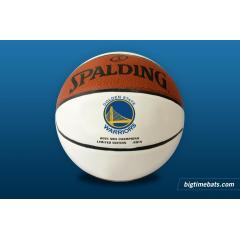 Warriors 2015 NBA Champions Commemorative Basketball