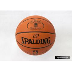 Golden State Warriors NBA Champions Commemorative Game Ball