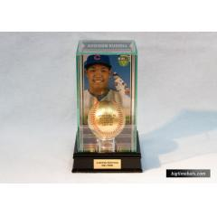 Special Release Addison Russell Rawlings Gold Baseball