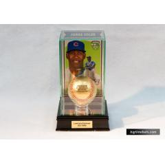 Special Release Jorge Soler Rawlings Gold Baseball