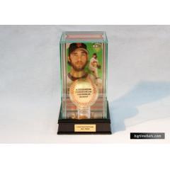 Special Release Madison Bumgarner Rawlings Gold Baseball