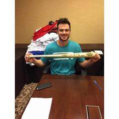 Anthony Rizzo & Kris Bryant Dual Signed 2015 All Star Game Bat