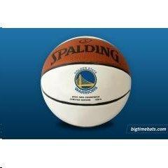 Golden State Warriors NEW Two Ball Set with FREE Display Case
