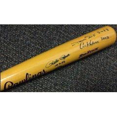 5 Signature 3,000 Hit Club Bat
