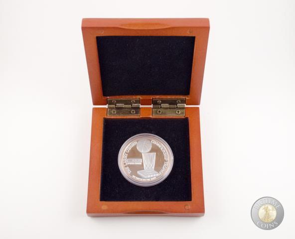 chicago bulls coins