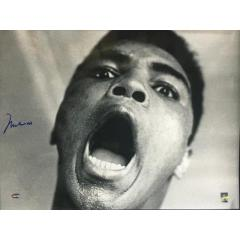 "Muhammad Ali Signed ""The Mouth"" Photo"