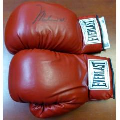 Ali Signed Boxing Glove - Autograph Rated a 10!