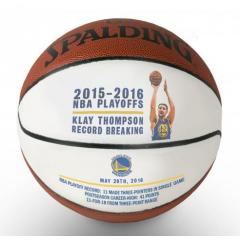 Klay Thompson NBA Playoffs 3 pt. Record Basketball