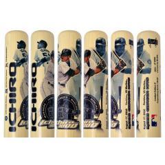 Ichiro 3,000 Hits Commemorative Bat