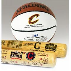 Cleveland City of Champions Commemorative Set