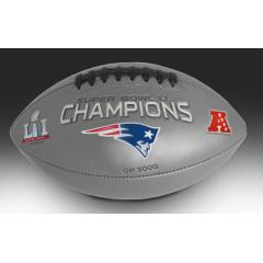 Patriots Super Bowl LI Champions Football