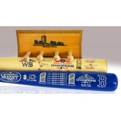 Boston Red Sox 2018 WS Champions Two Bat Set