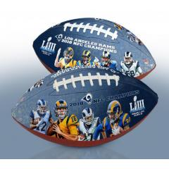 Rams Super Bowl LIII Commemorative Football