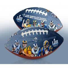Rams Super Bowl LIII Commemorative Football