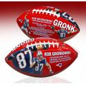 Rob Gronkowski Career Stat Art Football