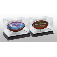 LSU National Champions Two Ball Art Set & Cases