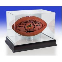 Buffalo Bills AFC East Champions Duke Football & Display Case